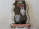 Disney Trading Pin DSSH - Pinsgiving 2018 - Ralph Breaks The Internet - Kitty Puddles and Fun Bun Bunny