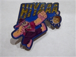 Disney Trading Pin Wreck It Ralph 2 - Hiyaaa