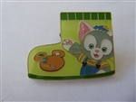 Disney Trading Pin  Shanghai Rain Boot Mystery Collection Gelatoni Painting