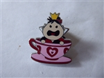 Disney Trading Pin DLR - It's A Small Fantasyland Mystery - Queen of Hearts