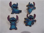 Disney Trading Pin ACME/HotArt - Trading - Stitch Stitch Baby Complete Set