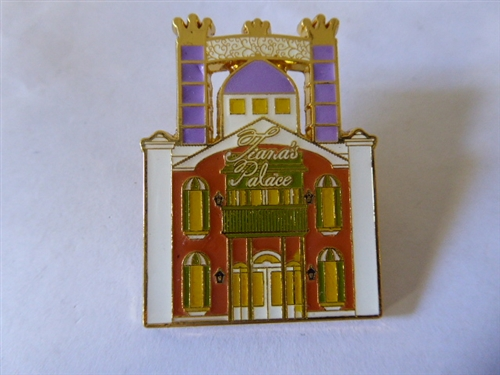 Disney Trading Pin Princess And The Frog Tiana Palace Glow In The Dark