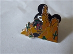 Disney Trading Pin Tiny Kingdom Series 3 Big Thunder Mountain
