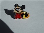 Disney Trading Pin Tiny Kingdom Second Edition  Incredibles Jack Jack