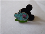 Disney Trading Pin Tiny Kingdom Series 3 Small World Hippo
