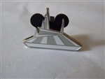 Disney Trading Pin Tiny Kingdom Series 3 Space Mountain