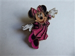 Disney Trading Pin Tokyo Disney Minnie wearing Pink Dress
