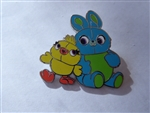 Disney Trading Pin Ducky and Bunny  – Toy Story 4