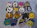 Disney Trading Pin Tsum Tsum Series 2 Mystery Pack complete set of 16 pins