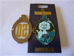 Disney Trading Pin WDI D23 HAUNTED MANSION 50TH  Hitchhiking Ghost Ezra