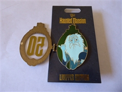 Disney Trading Pin WDI D23 HAUNTED MANSION 50TH  Hitchhiking Ghost Gus