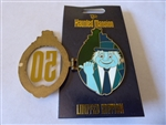 Disney Trading Pin WDI D23 HAUNTED MANSION 50TH  Hitchhiking Ghost Phineas