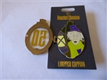 Disney Trading Pin WDI D23 HAUNTED MANSION 50TH  Caretaker