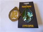 Disney Trading Pin WDI D23 HAUNTED MANSION 50TH  DUELING RIGHT