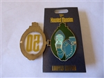 Disney Trading Pin WDI D23 HAUNTED MANSION 50TH  Headless Knight