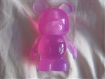 Clear Series Pink  Vinylmation