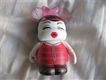 Cutesters Series red dress en vogue Vinylmation