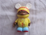 Cutesters Too Series Yellow Raincoat Vinylmation