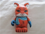 Cutesters Snow Day Series Fox Vinylmation