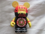 DCA Icon Series Red Car Trolley Vinylmation