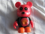 Urban Series 5 Red and Black Gear Bear Vinylmation