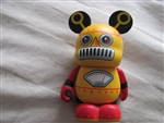 Urban Series 8 Yellow Robot Vinylmation
