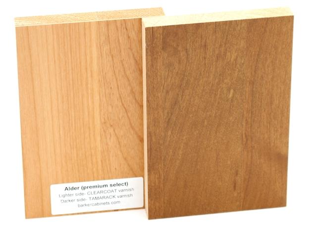 Alder Wood Sample Larger Photo Email A Friend