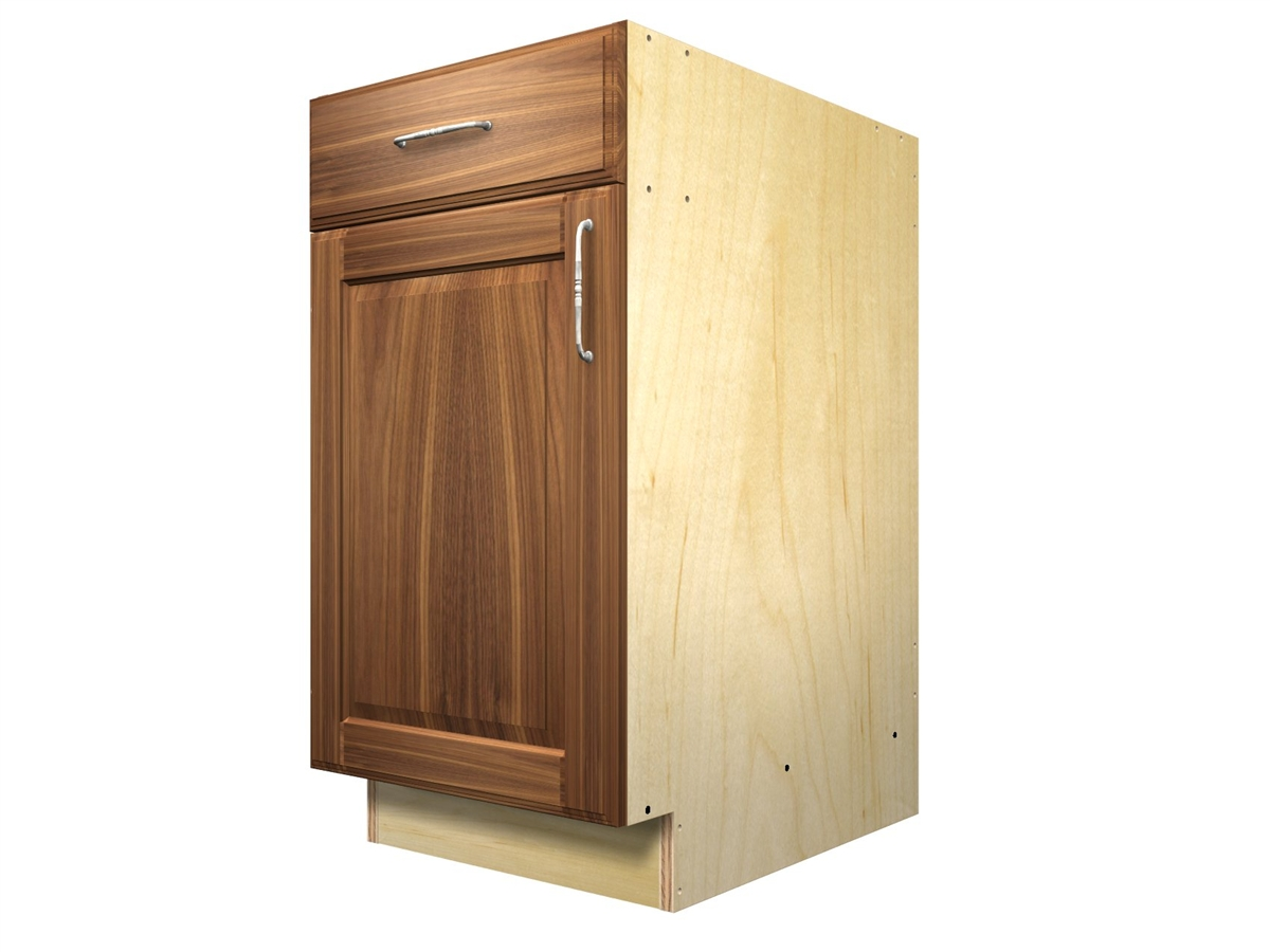 1 Door And 1 Drawer Base Cabinet