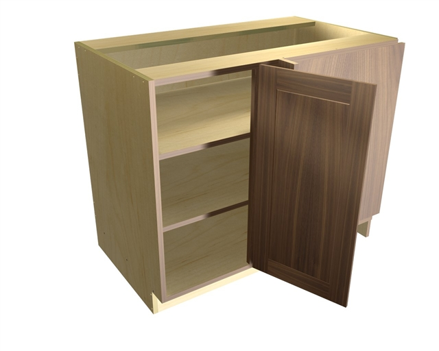 Superbe 1 Door Blind Corner Base Cabinet ...