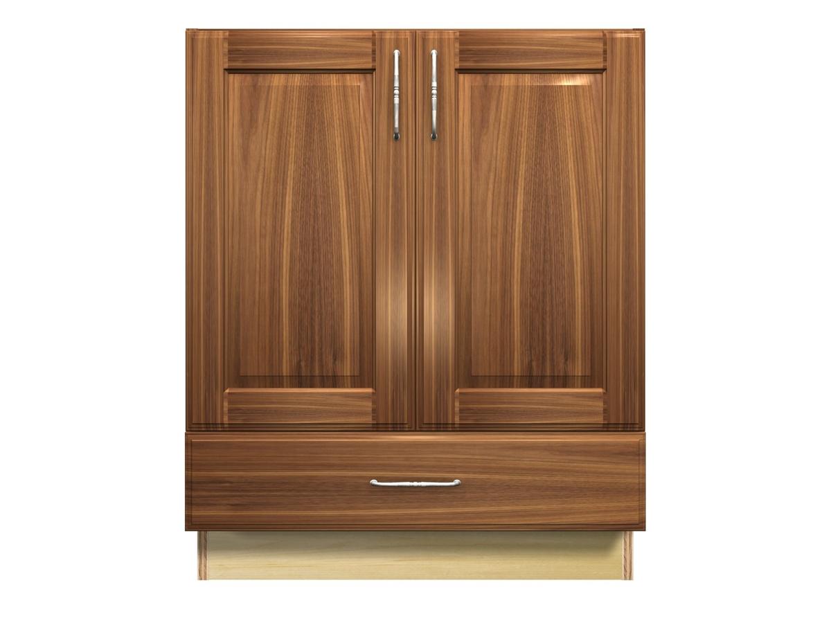 door 1 bottom drawer base cabinet