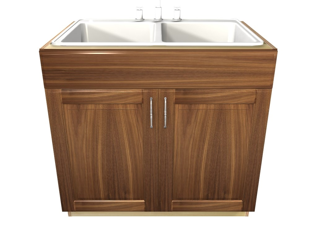 kitchen sink base cabinet 2 door 1 false front sink base cabinet 22000