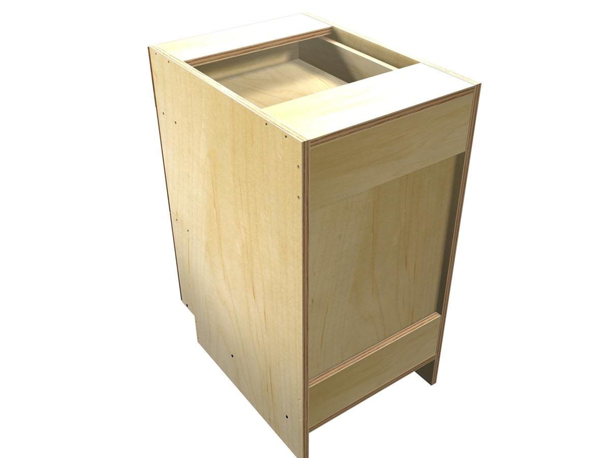 3 Drawer Base Cabinet
