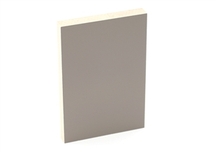 PAINT SAMPLE- LIGHT grey (satin)