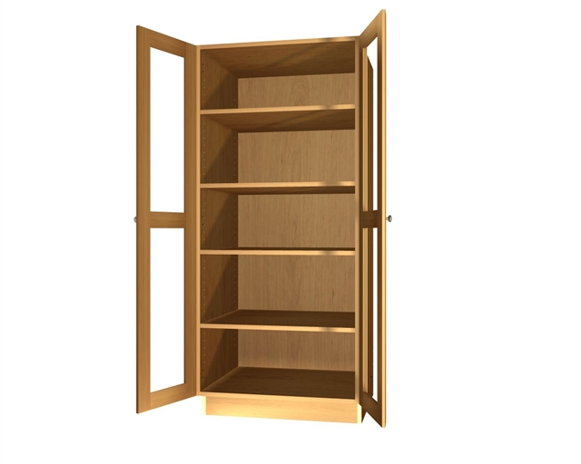 2 Gl Door Pantry Cabinet