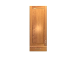 1 door 1 drawer wall cabinet