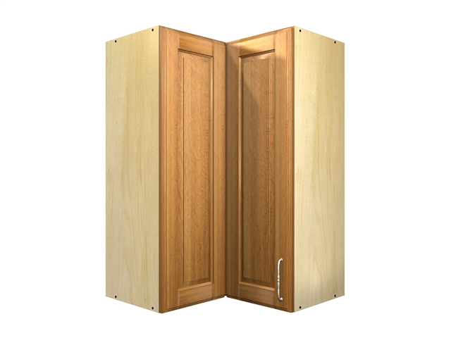corner kitchen wall cabinet 2 door 90 degree corner wall cabinet 13978