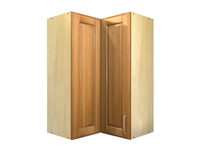 2 door 90 degree wall cabinet