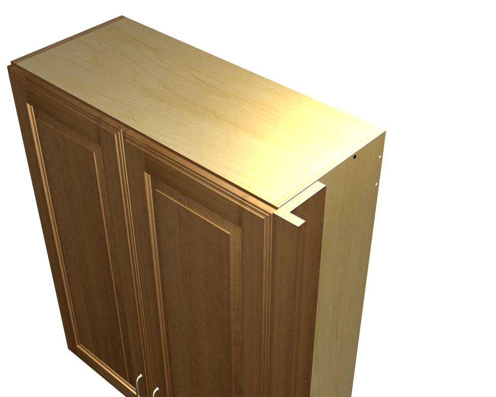 Beau Wall Cabinet Filler
