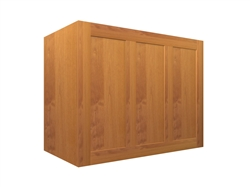 Panelized Hood Enclosure Cabinet