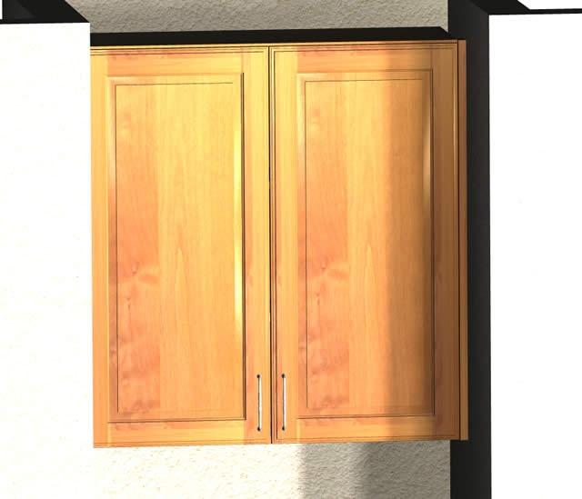 Slim Base Cabinet Filler