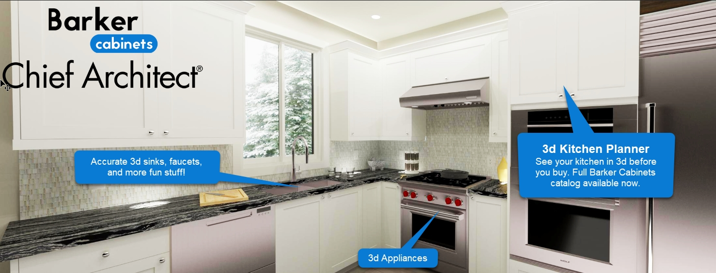 Chief Architect 3d Kitchen Planner