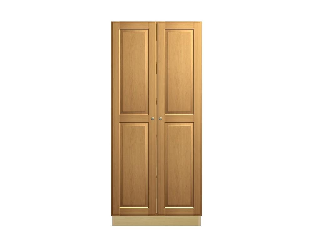 2 door pantry tall cabinet