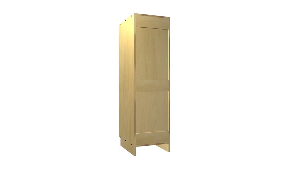 1 Door Tall Pantry Cabinet
