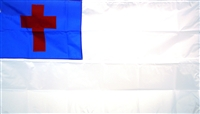 2' x 3' Christian Flag - Nylon