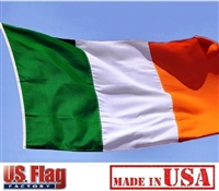 2' x 3' Ireland Irish Flag Nylon