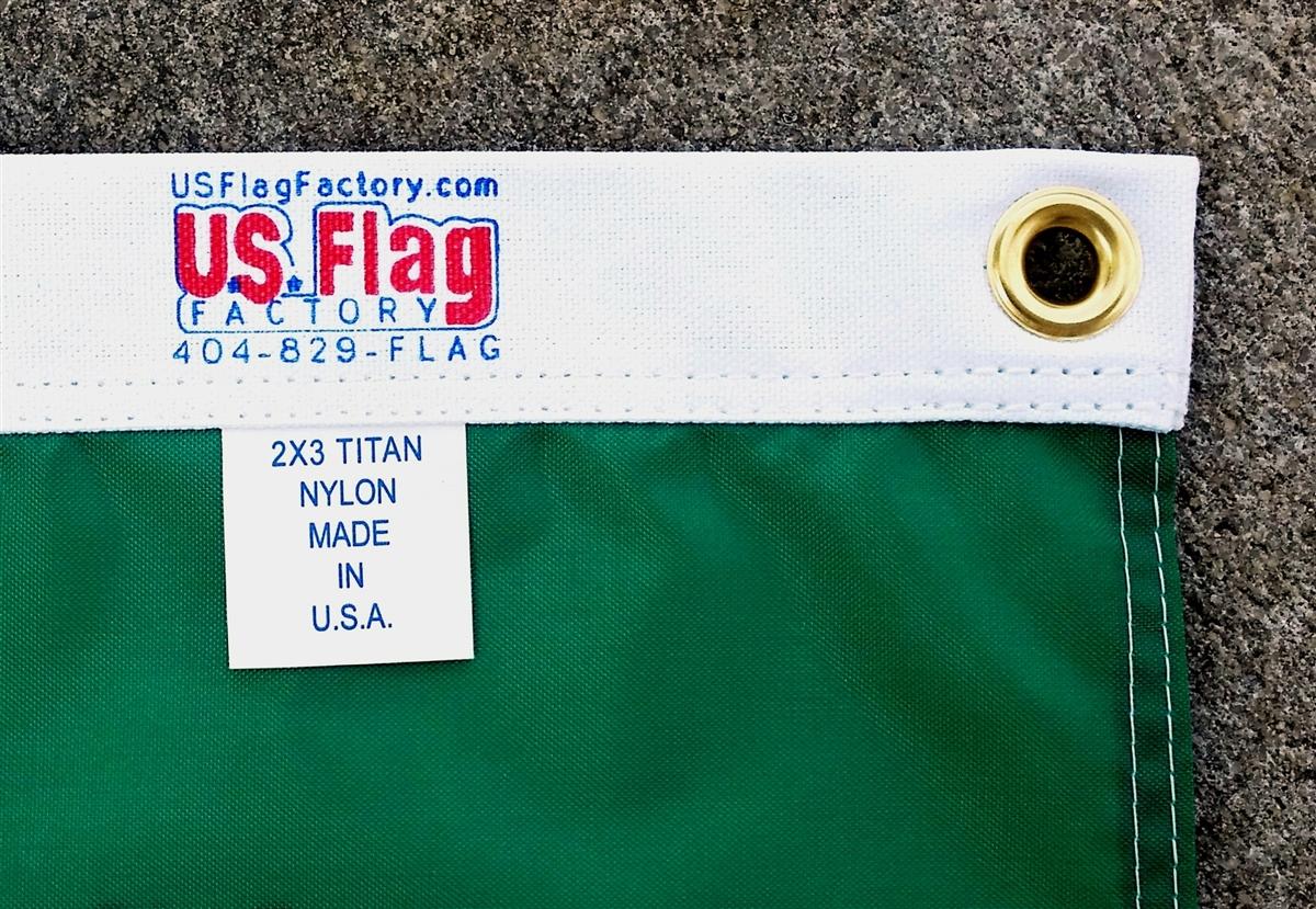 Ireland Flag 2x3 Irish House Flag Irish Pride Country Flag Outdoor Banner