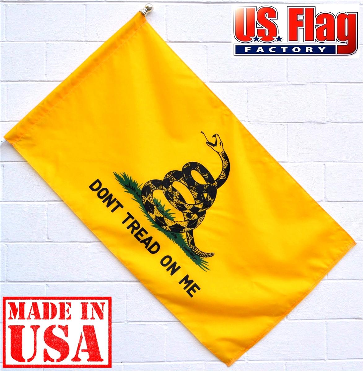 3 x5 gadsden don t tread on me flag nylon