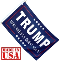 3'x5' TRUMP Flag - TRUMP - MAKE AMERICA GREAT AGAIN!