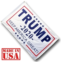 3'x5' TRUMP Flag - Trump 2020 - No More Bullshit !