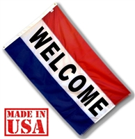 3' x 5' Welcome Flag